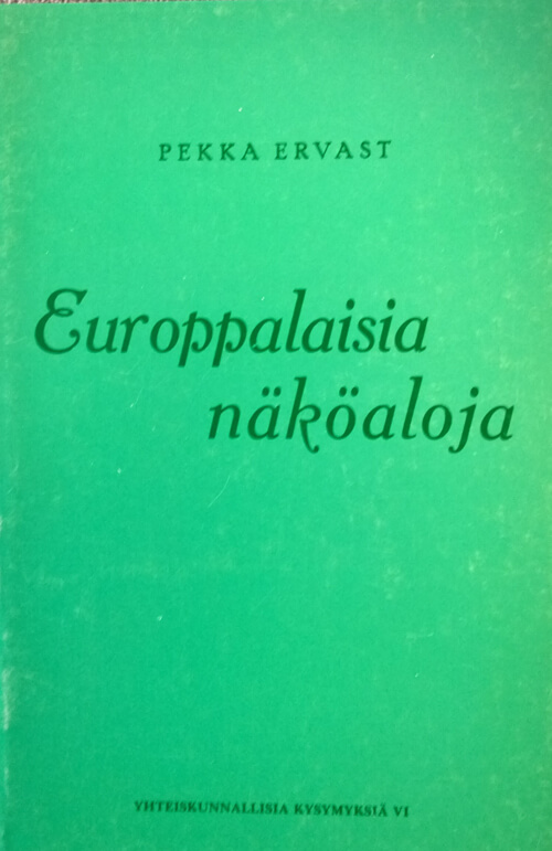 Eurooppalaisia näköaloja