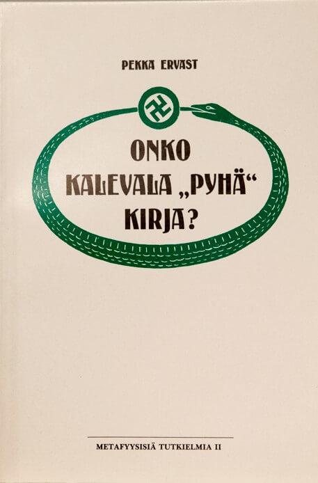 Onko Kalevala pyhä kirja