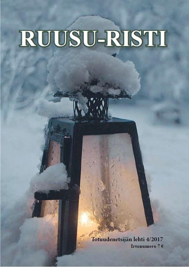 Ruusu-Risti lehti 4/2017